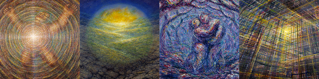 Light of Life paintings